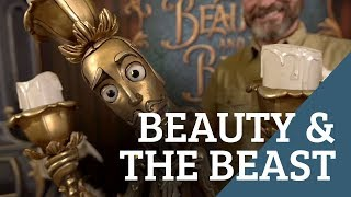 Beauty and the Beast Puppets