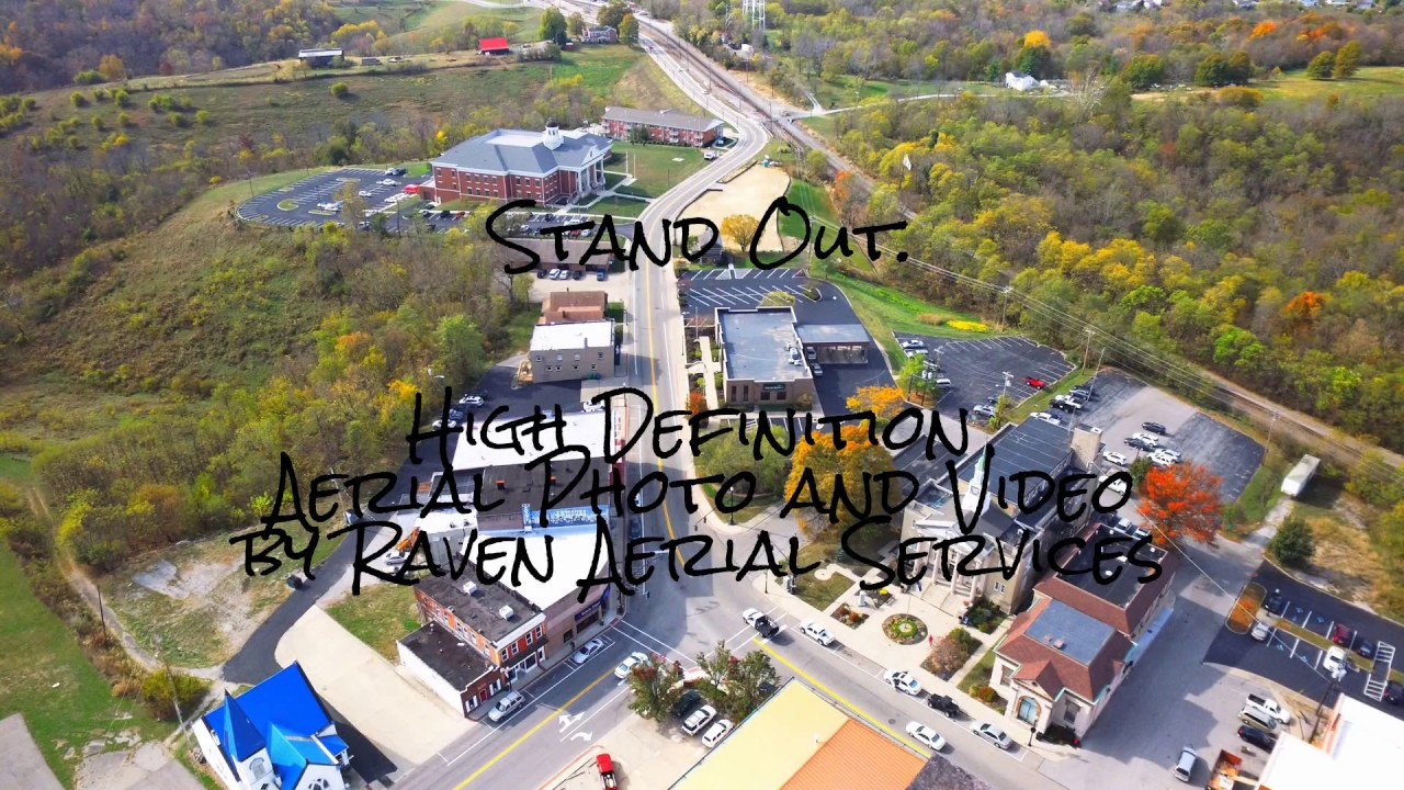 Stand Out High Definition Aerial Photography By Raven Aerial