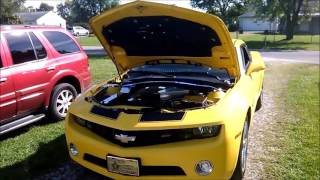 How to make your car act like an AutoBot - The BumbleBee Effect