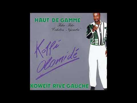 KOFFI OLOMIDÉ (Haut De Gamme - Koweït, Rive Gauche - 1992) A01- Papa Bonheur