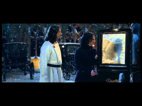 Harry Potter and the Goblet of Fire - Severus Snape v.s. Igor Karkaroff deleted scene (HD)