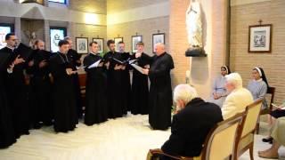 The Song of Simeon - Нынѣ отпущаеши - Nunc dimittis - Old Slavonic