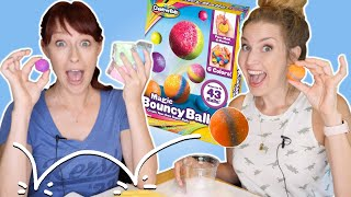 DIY Magic Bouncy Ball Kit