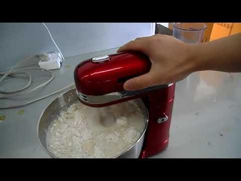 Mini Stand Mixer - HM 799 Dough Mixing