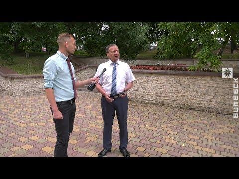 Прогулка с главой города: Витебск глазами Виктора Николайкина (27.06.2019)