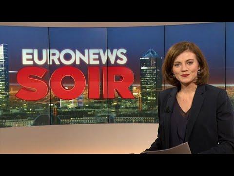 Euronews Soir : l'actualité du 19 décembre
