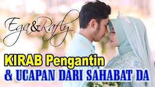 LAGU SPECIAL RAFLY DI HARI PERNIKAHANNYA #PART 3 WEDDING EGA