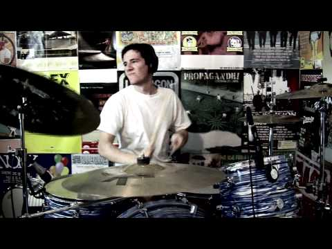 No Use For a Name - International You Day (Drum Cover) [HD] - Kye Smith