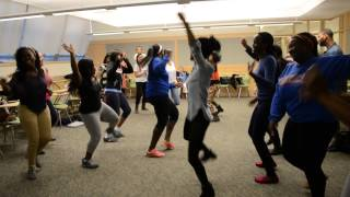 Africa Week 2014: Dance Workshop - Palance Dance