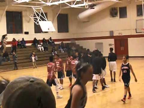 Leavelle vs Paul Knox Middle School