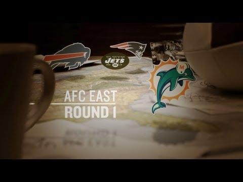 2012 NFL Draft Grades Round 1: AFC East Edition