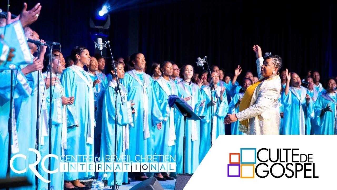"""""""La puissance et la connaissance"""" Culte de Gospel de Paris du 15 juillet 2018"""