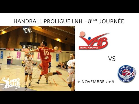 Handball ProLigue 8e journée VHB vs LIMOGES
