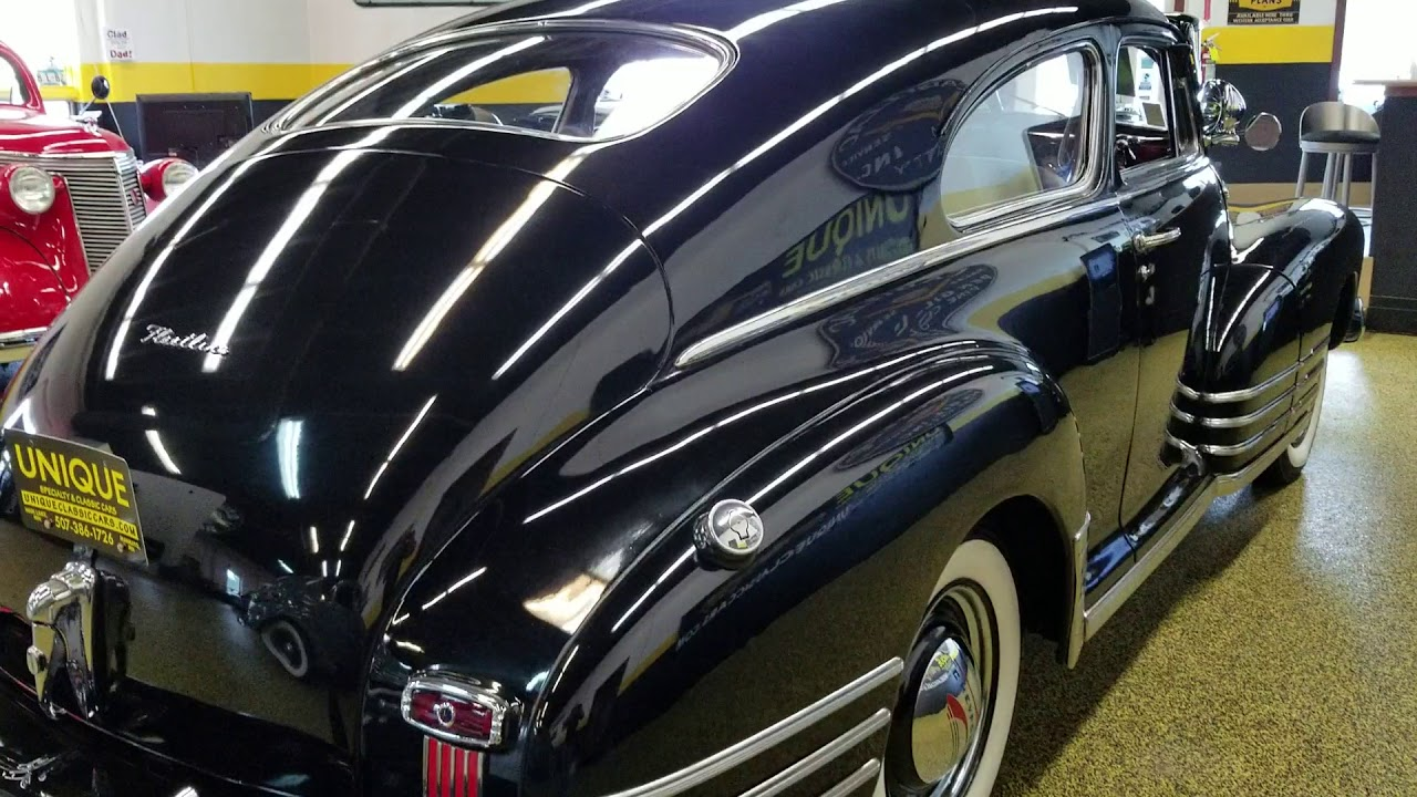 1948 Chevrolet Fleetline Aerosedan for sale