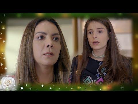 La Rosa de Guadalupe: ¡Alondra ya sabe que su hermana es su mamá! | Juramento de odio
