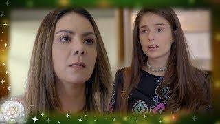 La Rosa de Guadalupe: ¡Alondra ya sabe que su hermana es su mamá!   Juramento de odio