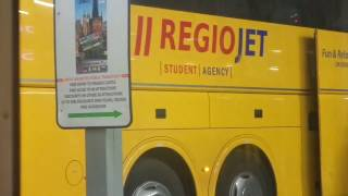 видео Автобусы Прага - Пшемысль. Eavtobus.com