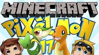 Pixelmon Minecraft (Pokemon Mod) #17 - I Believe I Can Fly