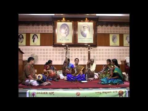 Srya - Vathapi Ganapathim - Muthuswamy Dikshitar - Hamsadhwani