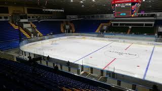 Дворец Спорта. Киев. Хоккейное поле.
