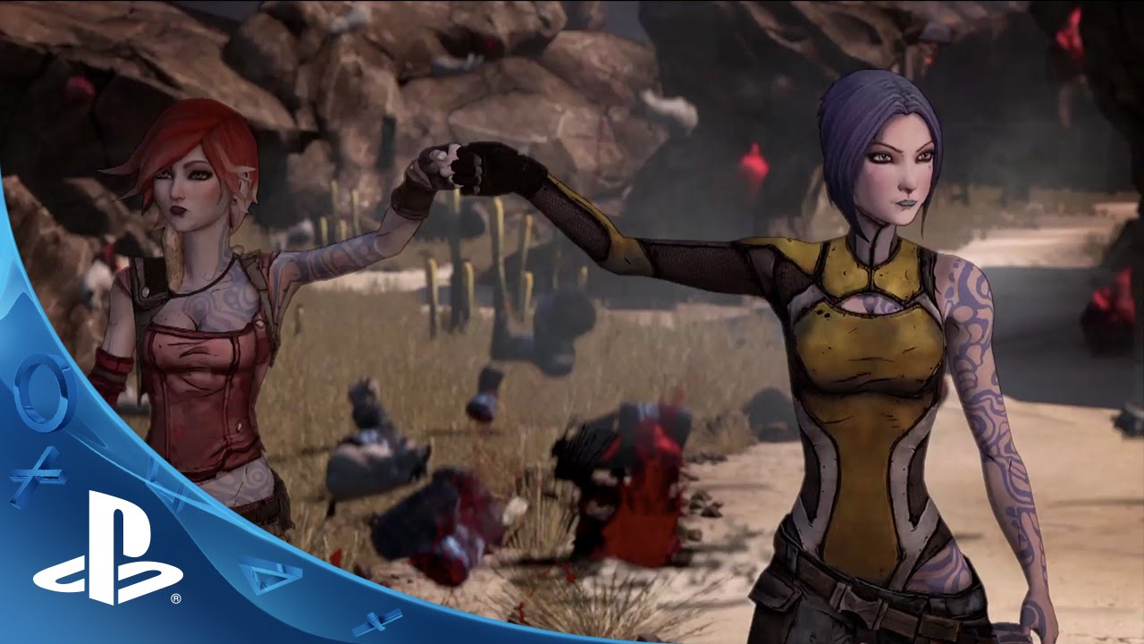 Borderlands: The Handsome Collection Announcement Trailer | PS4