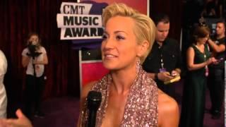Kelly Pickler interview CMT Music Award