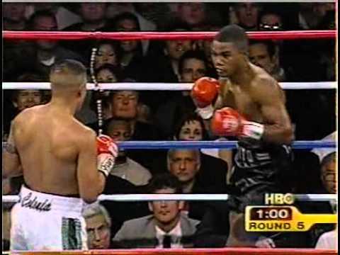 Felix Trinidad vs Fernando Vargas