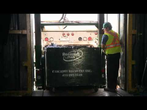 Recycling & Waste Management Services - Printing & Packaging Industry - Cascades Recovery