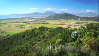 Skyrail Rainforest Cableway, Cairns, Queensland