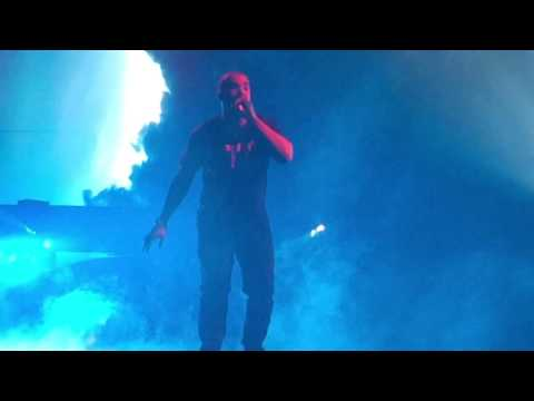 Drake & Kanye - Pop Style (OVO FEST 2016)