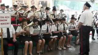 Orkiestra Deta z Łaznowa Marsz Benton Hall