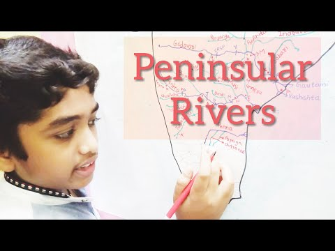 Rivers of India: The Peninsular Rivers
