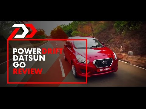 Datsun Go : Review: PowerDrift