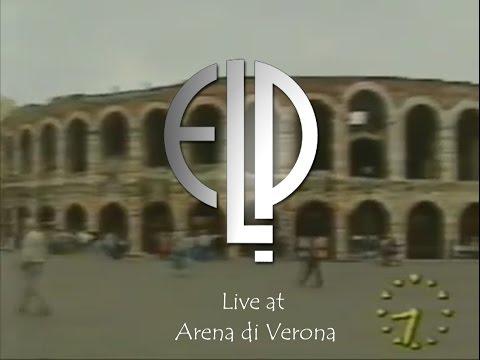 ELP live at Arena di Verona