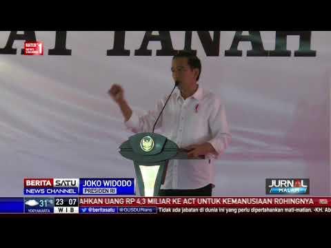 Jokowi Imbau Warga Cermat Memilih Pemimpin