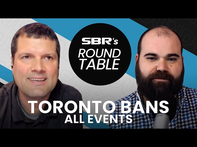 NHL in Quarantine + Toronto Bans all Events   SBR Roundtable