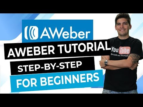 How To Setup Aweber Step By Step [Aweber Email Marketing Tutorial] thumbnail