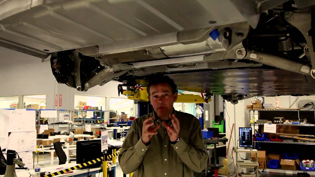 Tesla Vehicle Engineering - Part 3