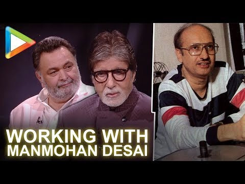 Amitabh Bachchan & Rishi Kapoor Talk About Working With Manmohan Desai | 102 Not Out Mp3