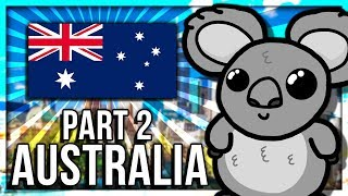 Anomaly goes to Australia (PART 2)