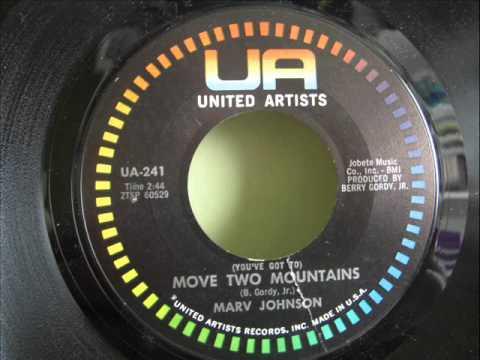 MARV JOHNSON - MOVE TWO MOUNTAINS
