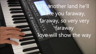 Demis Roussos lyrics Faraway