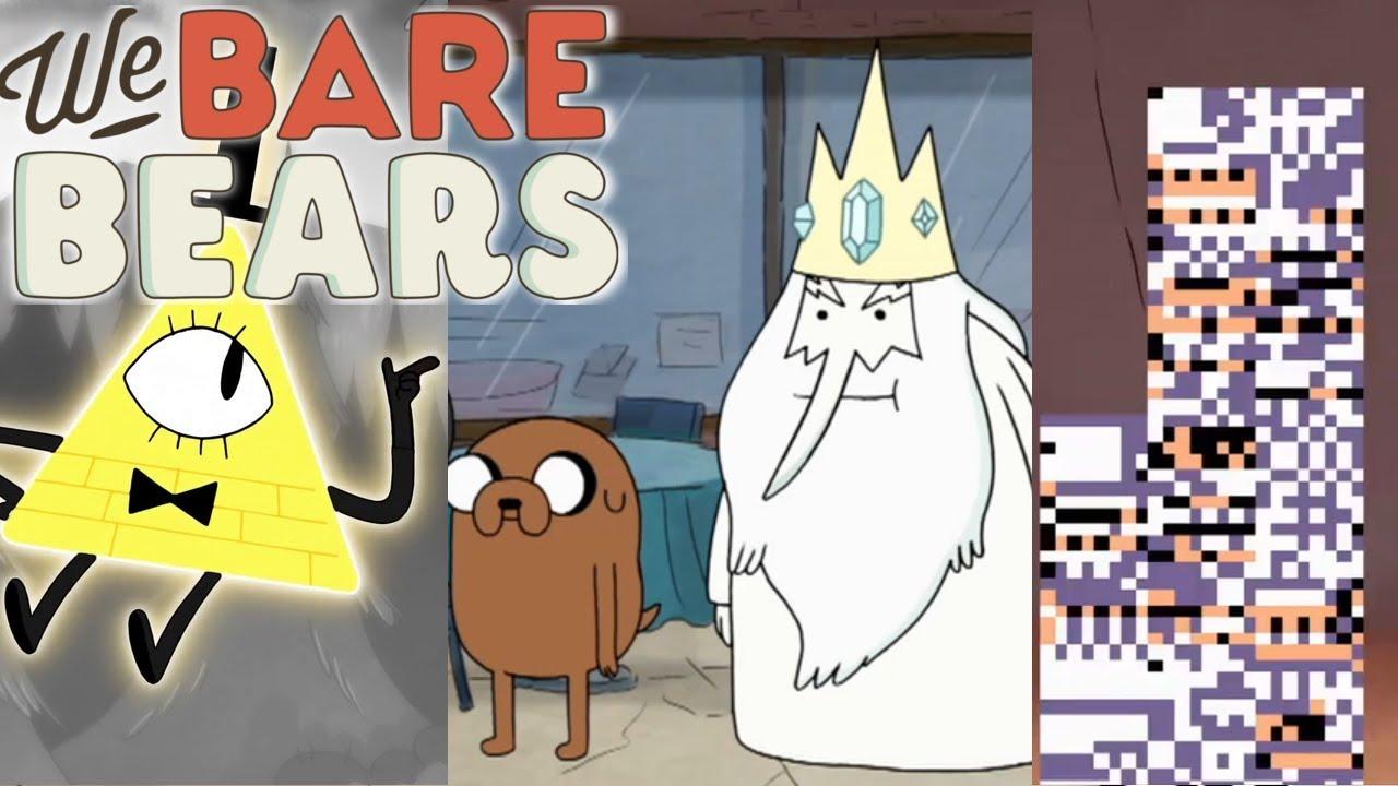 Adventure Time x We Bare Bears