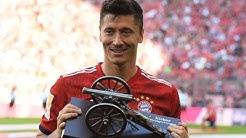 Top 5: Die besten Torjäger der Bundesliga