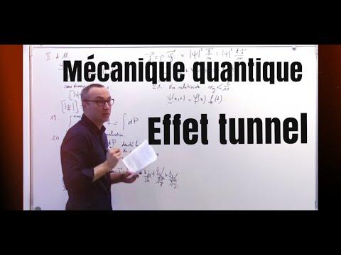 MP/PC Mécanique Quantique (1/3) : L'effet Tunnel. Corrigé Mines Ponts Physique 2  PC  2016