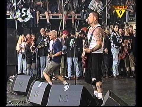 Biohazard Dynamo Open Air 1995