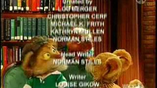 Repeat youtube video Between the Lions PBS Closing - (2005).wmv