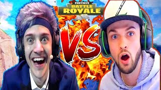 NINJA VS ALI-A - Who is the Best Fortnite Player?