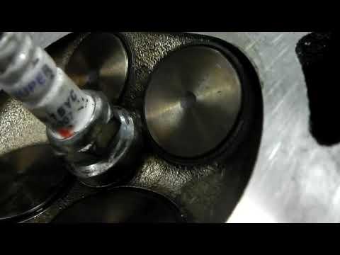ВАЗ 2110 двс 2112 1.5л ремонт двс   (снова меняем гбц)