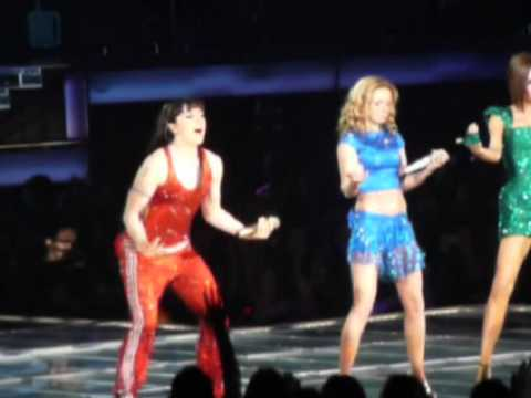 The Return Of The Spice Girls Tour -  Act 5 Spiceflash Edition by Rick (World Tour 2007-2008).mpg Mp3